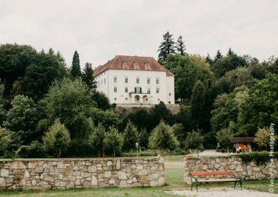 Das 1000-Jährige Schloss Ernegg in Niederösterreich